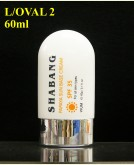 60ml Sun Block bottle o2