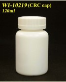 120ml Pharma Bottle with screw cap