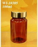 100ml PET Pharma Bottle
