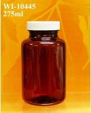 275ml PET Pharma Bottle