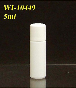 5ml PE bottle (D15x50)