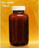 750ml PET Pharma Bottle