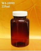225ml PET Pharma Bottle
