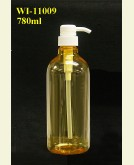 780ml PET bottle D78x220