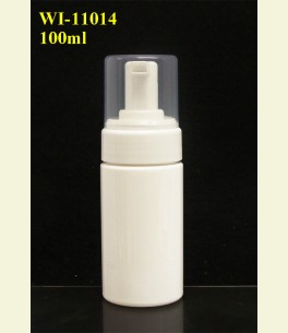 100ml PET bottle with foam pump