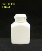 110ml Pharma Bottle with CRC cap