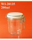 200ml PET Jar (round)