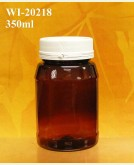 350ml PET Jar  (round)