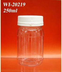250ml PET Jar  (round)