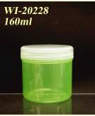 160ml PP Jar   D63x65