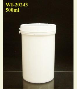 500ml PP Jar II a1   D75x130