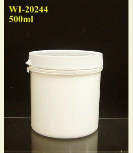 500ml PP Jar II a1   D85x95