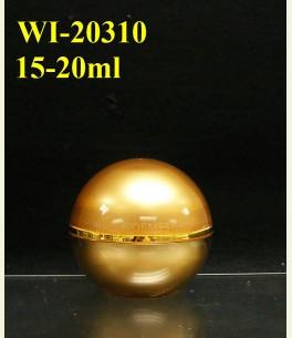 15-20ml Acylic Jar b1