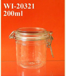 200ml PET Jar (round)