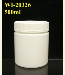 500ml PP Jar II    D87x105