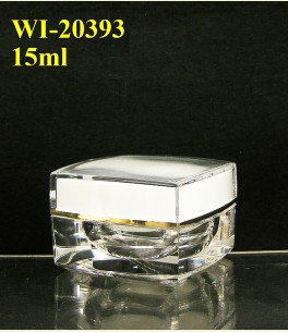 15ml Acrylic Jar sq1