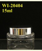 15ml Acrylic Jar