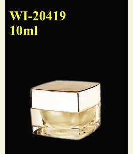 10ml Acrylic Jar s2