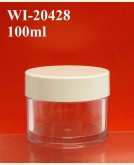 100ml PETG Jar