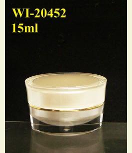 15ml Acylic Jar tr2