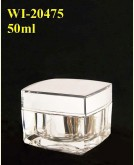50ml Acrylic Jar sq1
