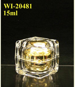 15ml Acrylic Jar s3