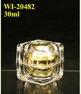 30ml Acrylic Jar s3