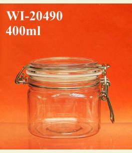400ml PET Jar (square)