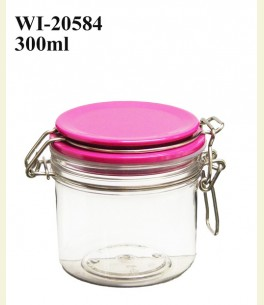 300ml PET Jar (round)