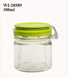 300ml PET Jar (square)