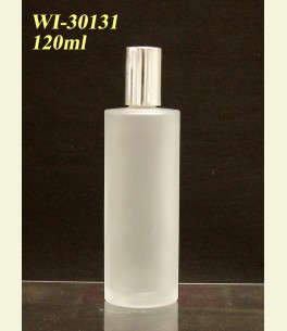 120ml Glass bottle  D45x136