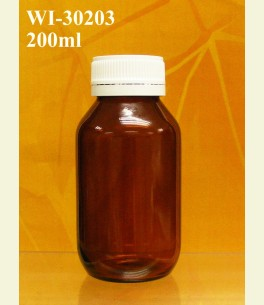 200ml Pharma Bottle