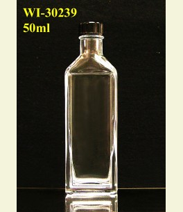 50ml Medicated Oil Bottle