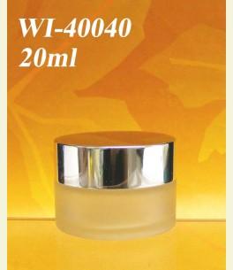 20ml Glass Jar  D46x33