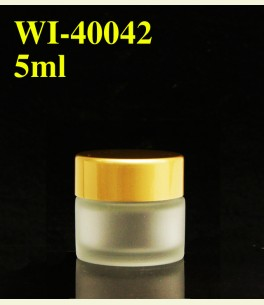 5ml Glass Jar-        D29x26