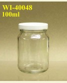 100ml Glass Food Jar