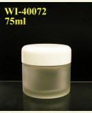 75ml Glass Jar  a2 D61x58