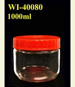 1000ml Glass Container