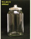 4000ml Glass Container