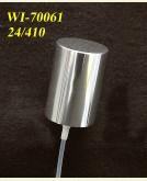24/410 sprayer w/full overcap (smooth)