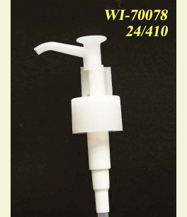 24/410 pump dispenser with crimp (ribbed)