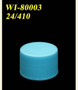 24/410 screw cap (ribbed)