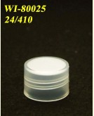 24/410 screw cap (smooth)